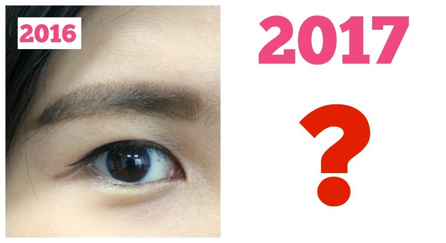 Korean makeup trends 2017: Dark, straight brows will no longer be in trend