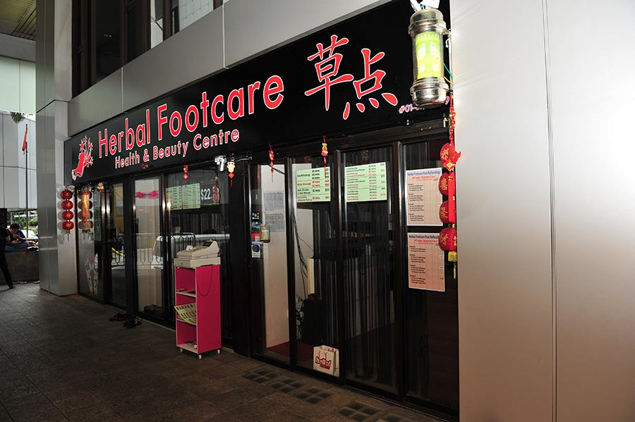 24 Hour And Late Night Spa - Herbal Footcare