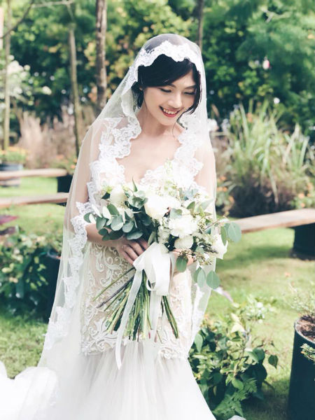 Bridal Makeup Artist Doreen Lim