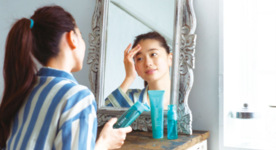 Your skin could be extremely thirsty, and you may not know it. Here's what you can do about it