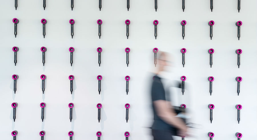 Did you know the iconic Dyson hairdryer was co-developed in Singapore?
