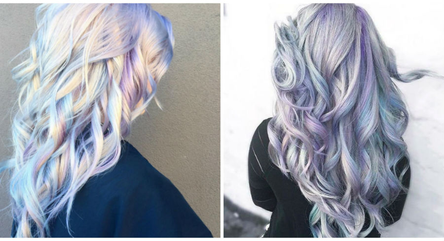 Holographic hair is our new hair goal! And these photos will show you why