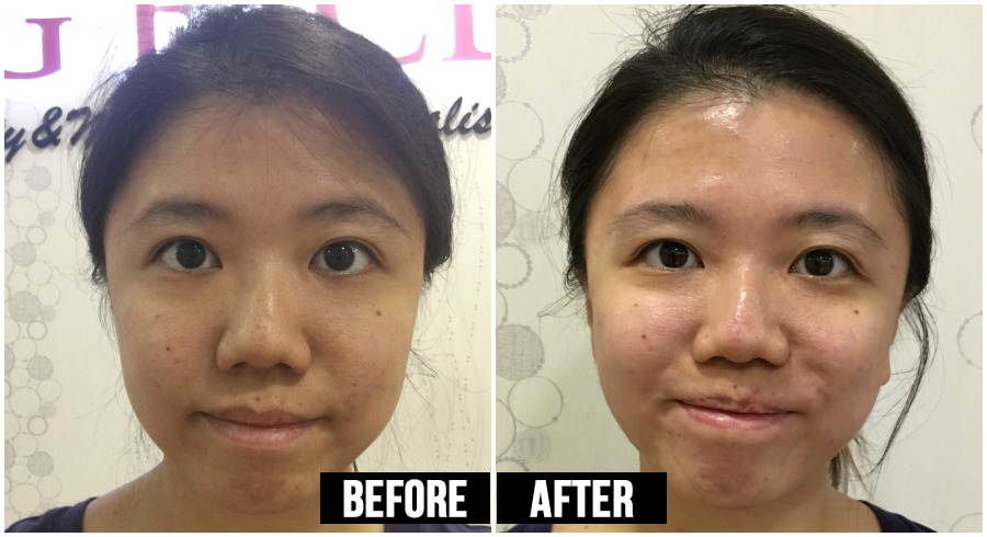 sgface-review-BEFORE-AFTER