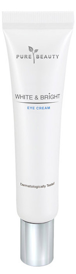 Pure Beauty White & Bright Eye Cream