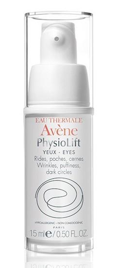 best eye cream for dark circles Avène Physiolift Eyes