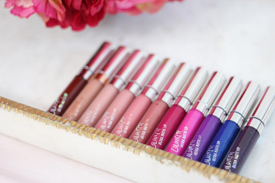 best liquid lipsticks colourpop ultra matte lip
