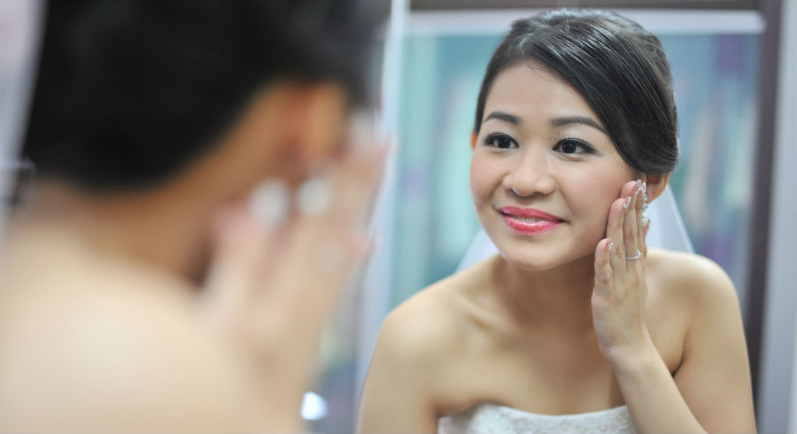6 wedding makeup mistakes every bride should avoid