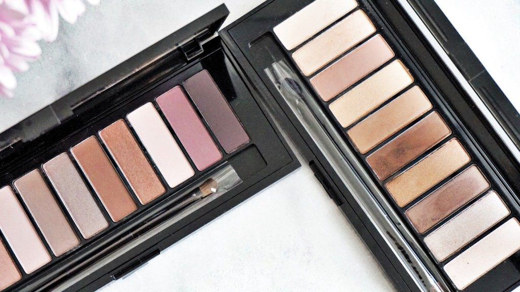 best eyeshadow palettes for beginners - L'Oreal Paris La Palette Nude