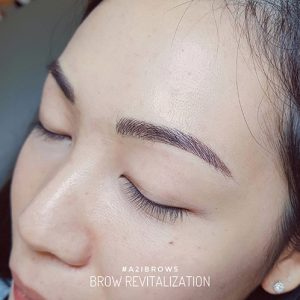 A2i makeup eyebrow embroidery 1 daily vanity for 1 salon eyebrow embroidery
