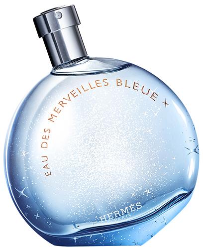 hot weather essentials hermes Eau De Merveilles Bleue