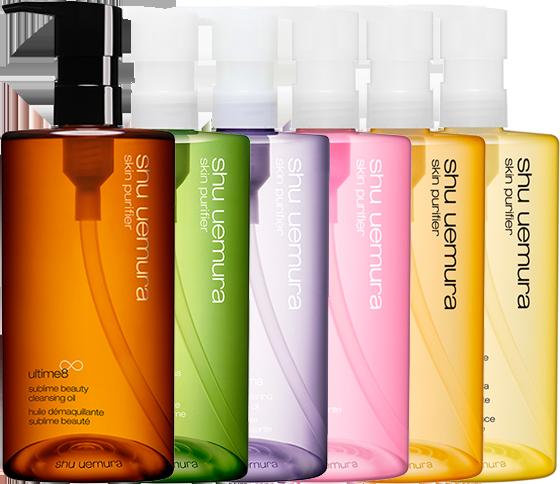 legacy beauty shu uemura cleansing oils