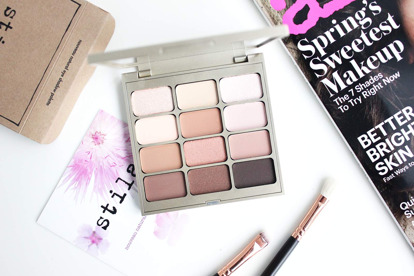 Best Eyeshadow Palettes For Beginners - Stila