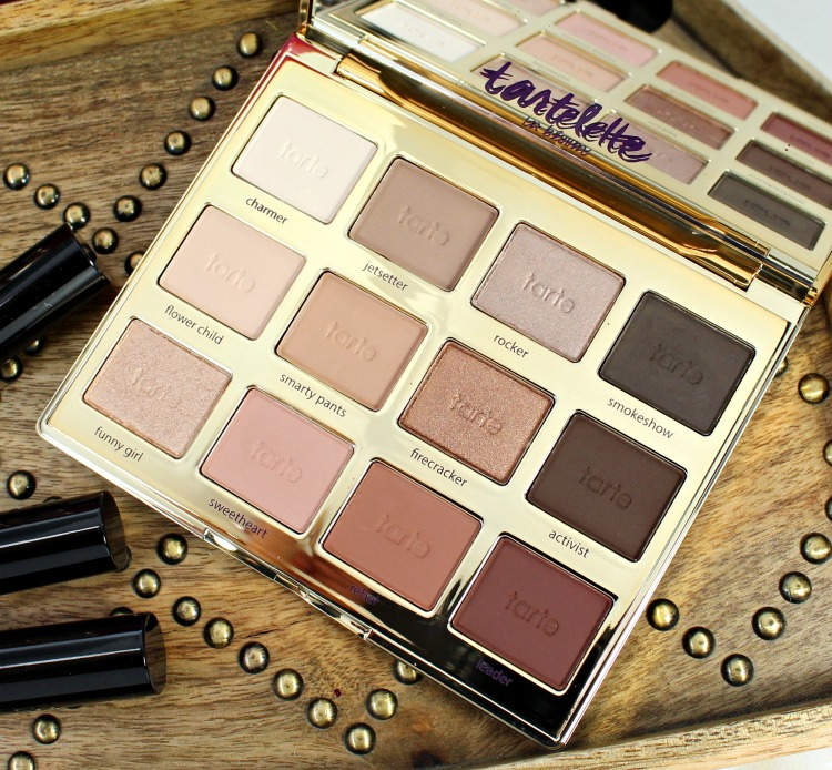 Best Eyeshadow Palettes For Beginners - Tarte