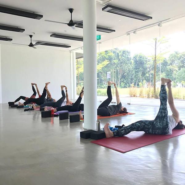 Yoga Studios Singapore The Yoga Space