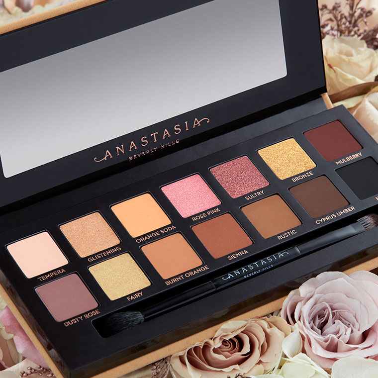 Best Eyeshadow Palettes For Beginners Anastasia Beverly Hills Soft Glam Eyeshadow Palette