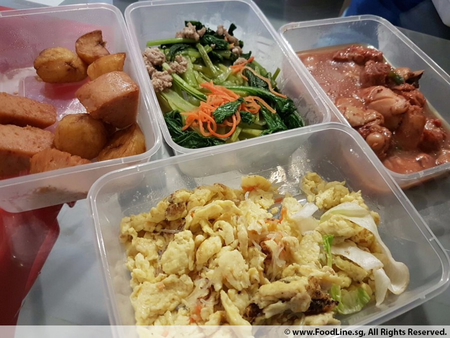 Tingkat Delivery Services In Singapore With Healthier Options