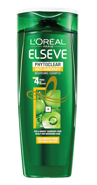 L'Oreal Paris Phytoclear review - shampoo