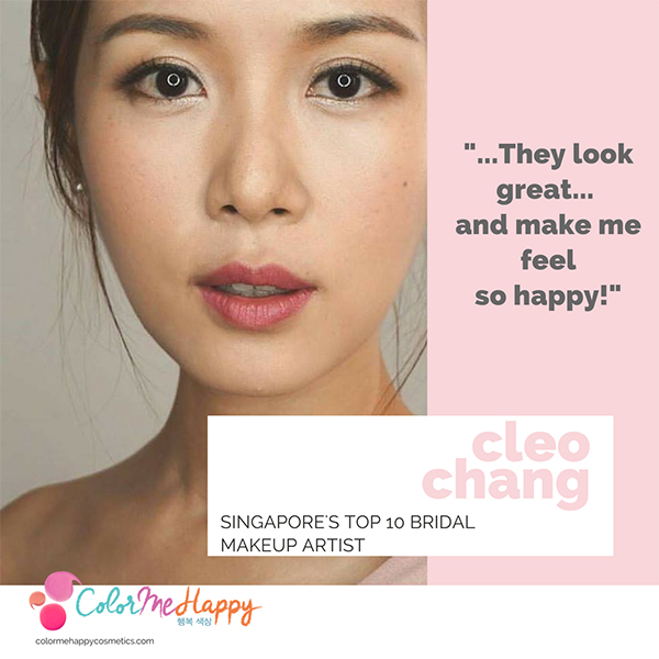 color me happy cleo chang curated box