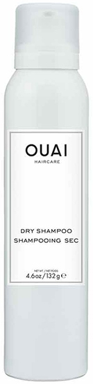 hair products singapore Ouai Dry Shampoo white can