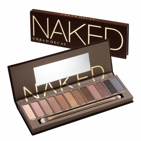 Best Urban Decay Palette Naked