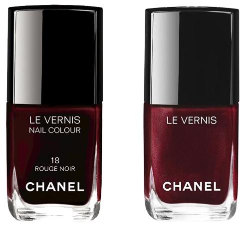 legacy beauty chanel rouge noir vamp