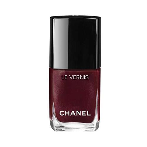 Chanel Le Vernis Longwear Nail Colour in Rouge Noir