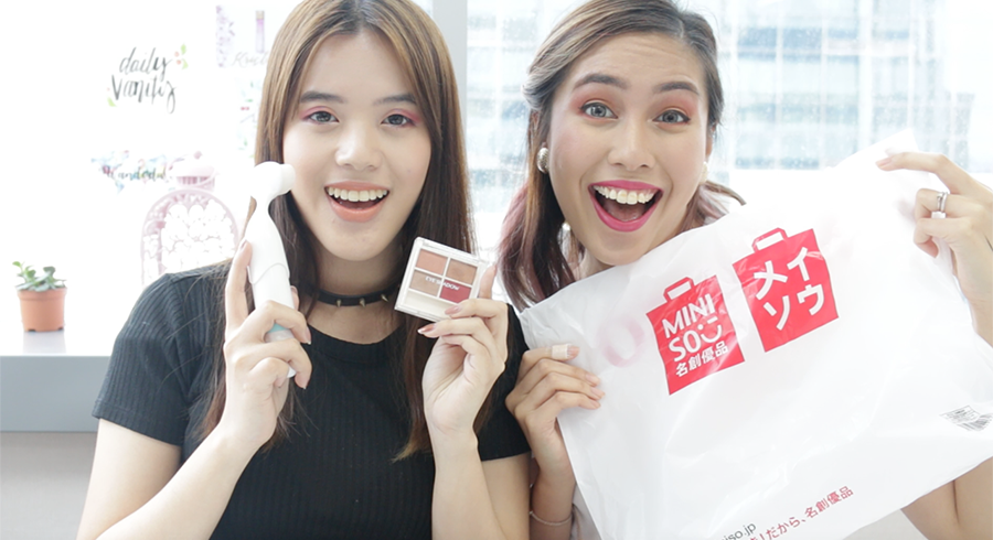 Testing MINISO Beauty Products! – Face cleanser, lipsticks, eyebrow products and MORE!