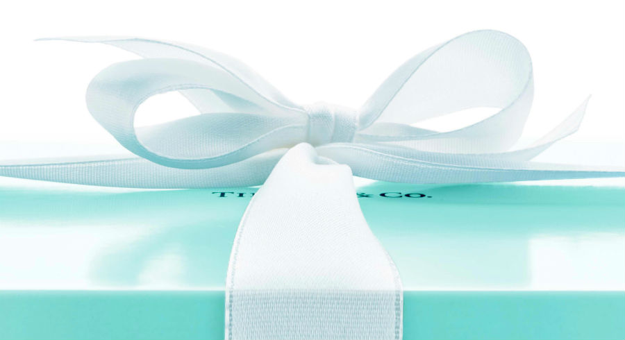 Guess which non-beauty brand is launching a fragrance? Hint: Its bottle is more gorgeous than its signature blue box