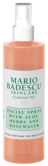 underrated products mario badescu facial spray aloe herbs rosewater