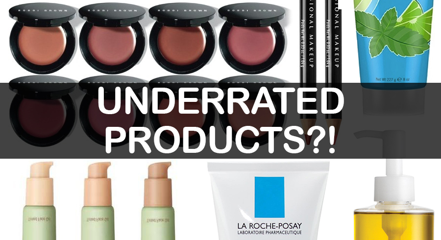 underrated products feature