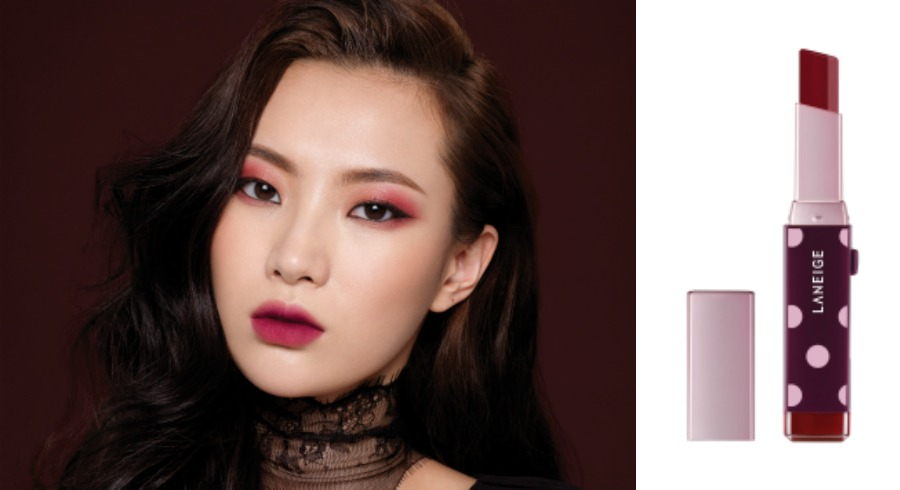 Laneige's new MATTE two tone lip bar is what we've always wanted. Best part? Its gorgeous limited edition look!