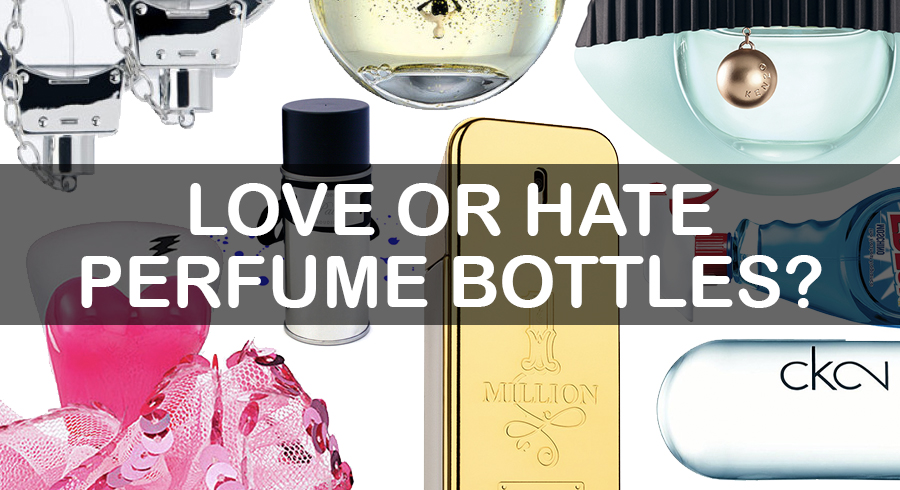 12 perfume bottles that you will either love or really, really hate