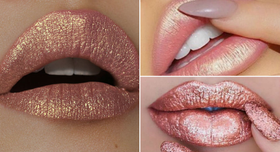 12 gorgeous rose gold lipsticks that are even prettier worn!