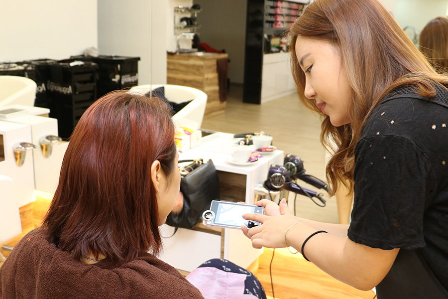scalp treatment apgujeong 4