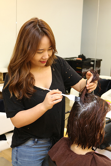 scalp treatment apgujeong 8