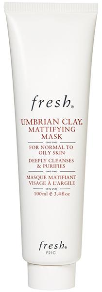 sensitive skin skincare makeup Fresh Umbrian Clay Mattifying Mask