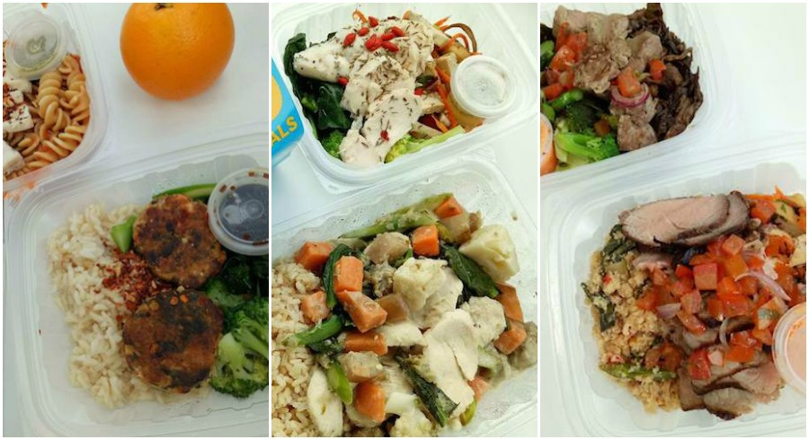 I tried a healthy food delivery service for 5 days and this is how it went