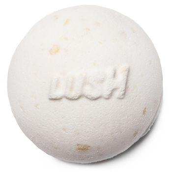 lush bath bomb butterball
