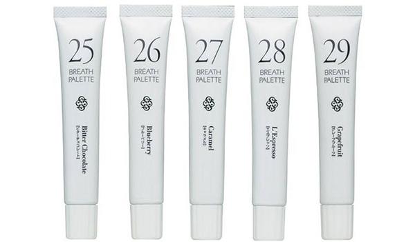 Best Japan Drugstore Buys Breath Palette Flavoured Toothpaste
