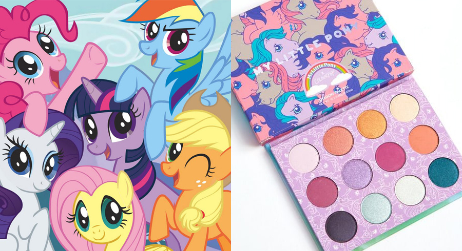 Colourpop x My Little Pony is happening and our unicorn hearts are crying rainbow tears of joy