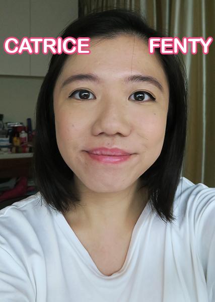 fenty catrice foundation 9