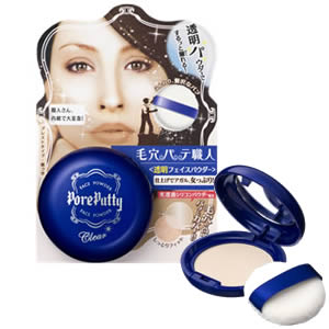 japan drugstore must buy Sana Pore Putty Face Powder