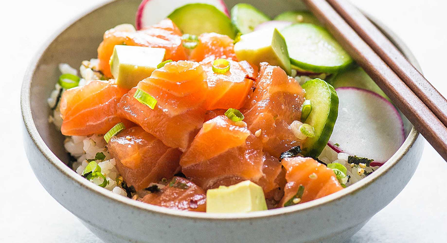 17 poké bowl places in Singapore to get more of that healthy but oh so addictive Hawaiian taste