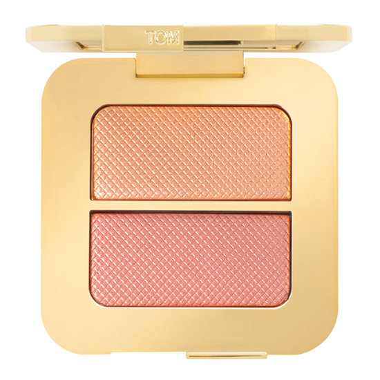 rose gold highlighters Tom Ford Beauty Sheer Highlighting Duo