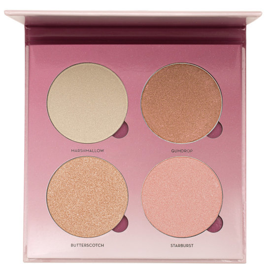 rose gold highlighters anatasia beverly hills sugar glow kit