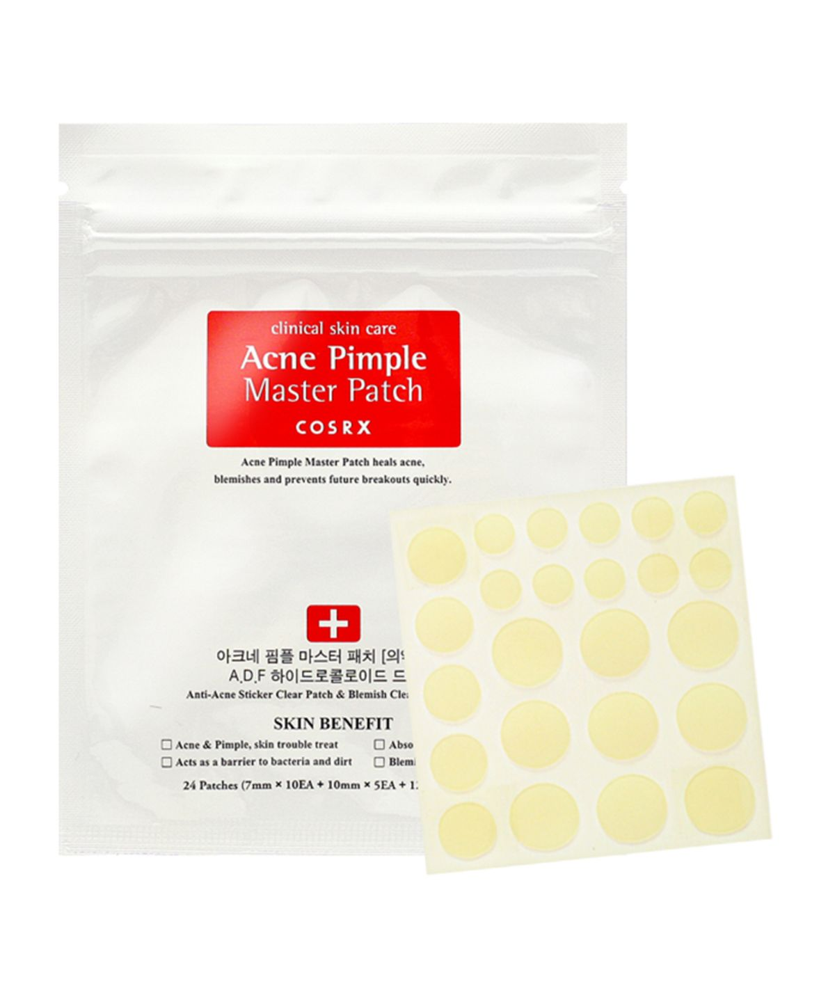 under sgd 5 beauty CosRx Acne Pimple Master Patch