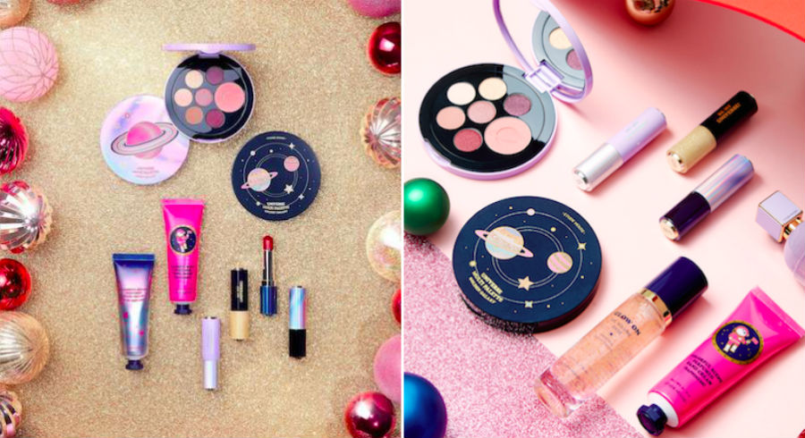 This holiday makeup collection is absolutely out of the world. Find out why it's our year-end favourite!