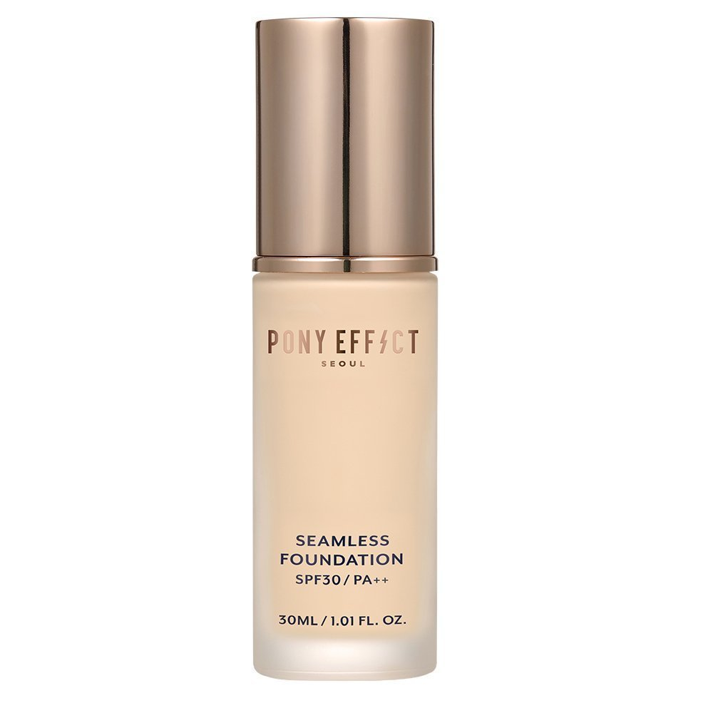 pony effect seamless foundation
