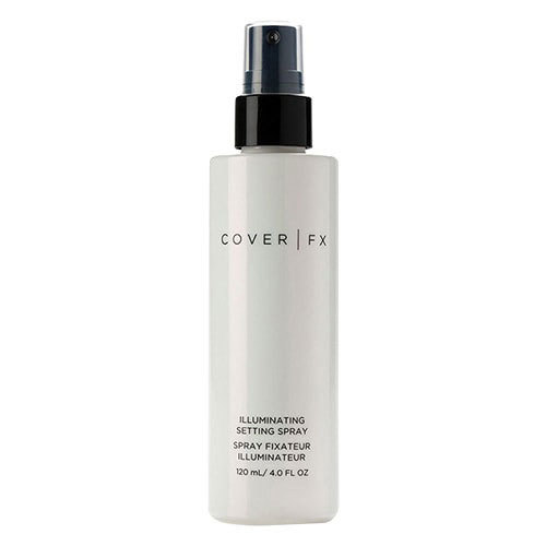 makeup setting spray Cover FX Illuminating Setting Spray
