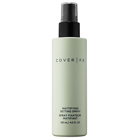 makeup setting spray Cover FX Mattifying Setting Spray